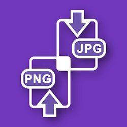 دانلودJPG/PNG Image Converter 1.1 – برنامه تبدیل فرمت آسان تصاویر اندروید