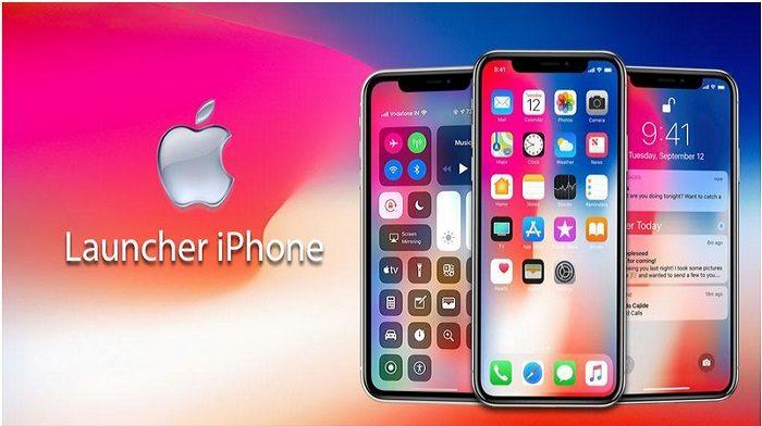 Launcher iPhone 111 1