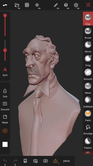 Nomad Sculpt 1