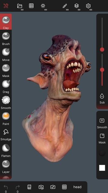 Nomad Sculpt 3