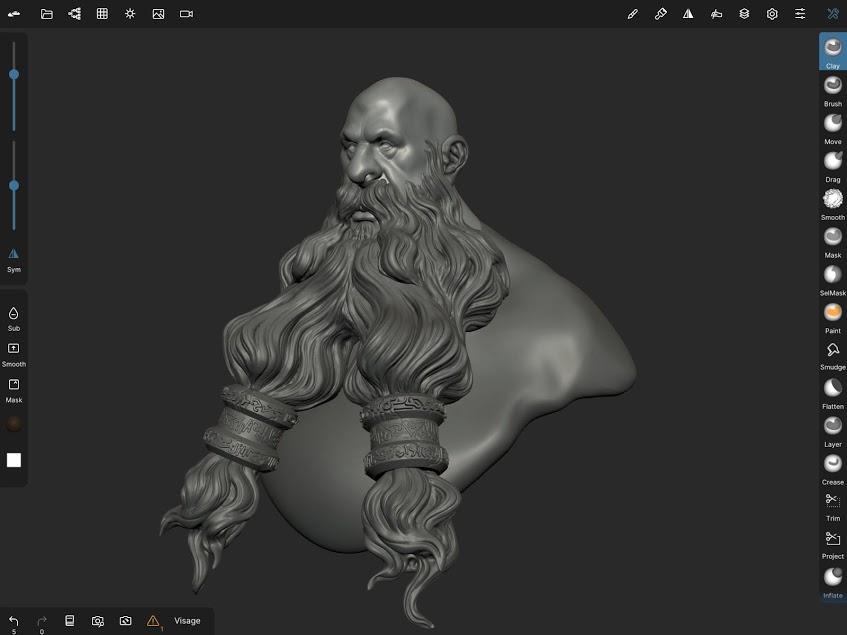 Nomad Sculpt 8