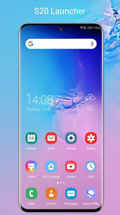 SO S20 Launcher for Galaxy 1