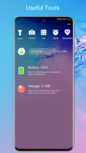 SO S20 Launcher for Galaxy 4