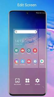 SO S20 Launcher for Galaxy 6