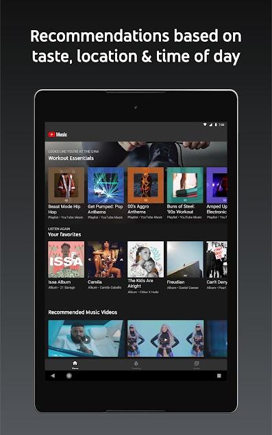 YouTube Music 7