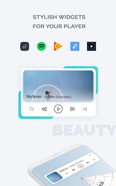 Audio Widget pack 1 1