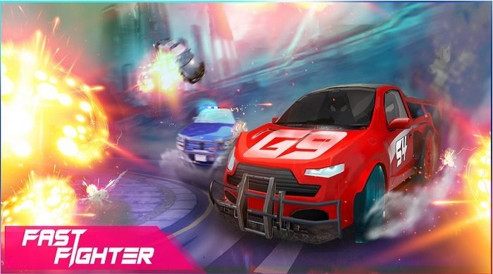 Fast Fighter Racing to Revenge 111