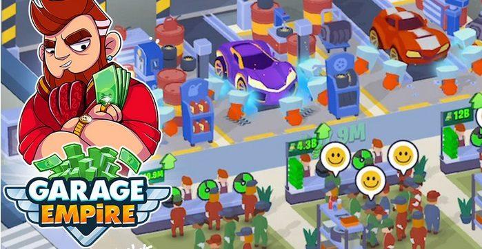 Garage Empire 111