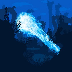 Photo of دانلود Light the Sea 1.32 – بازی جذاب نوری در تاریکی دریا برای اندروید