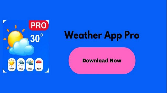 Live Weather pro Get Real Live Data 1111