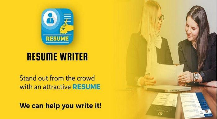 Resume Template Resume Builder Cover Letter 111