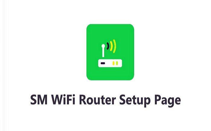 SM WiFi Router Setup Page Pro 111