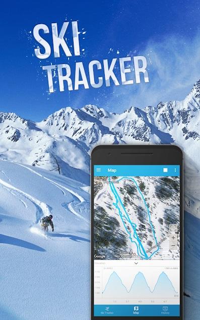 Ski Tracker 1 1