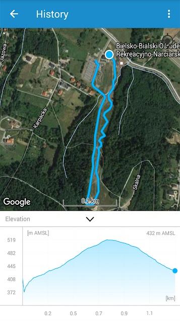 Ski Tracker 4 1