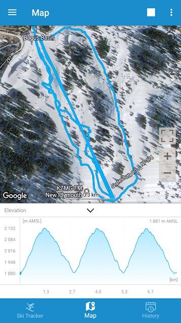 Ski Tracker 5 1