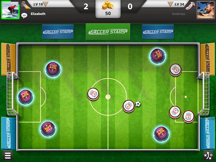 Soccer Stars 6