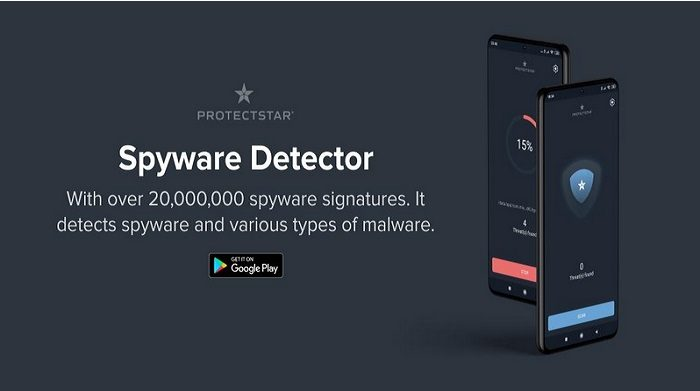 Spyware Detector Anti Spyware Scanner 111