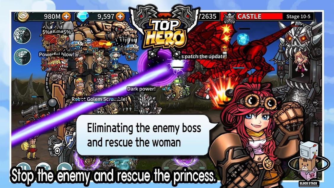 Top Hero 3