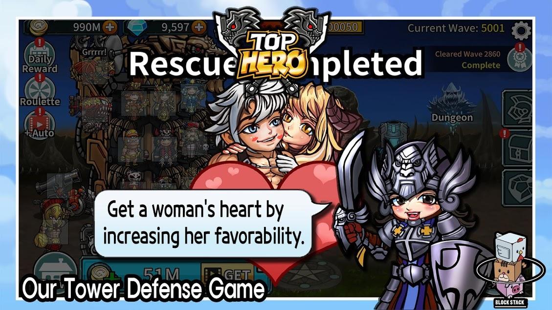 Top Hero 5