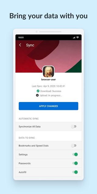 Vivaldi Browser Snapshot 8