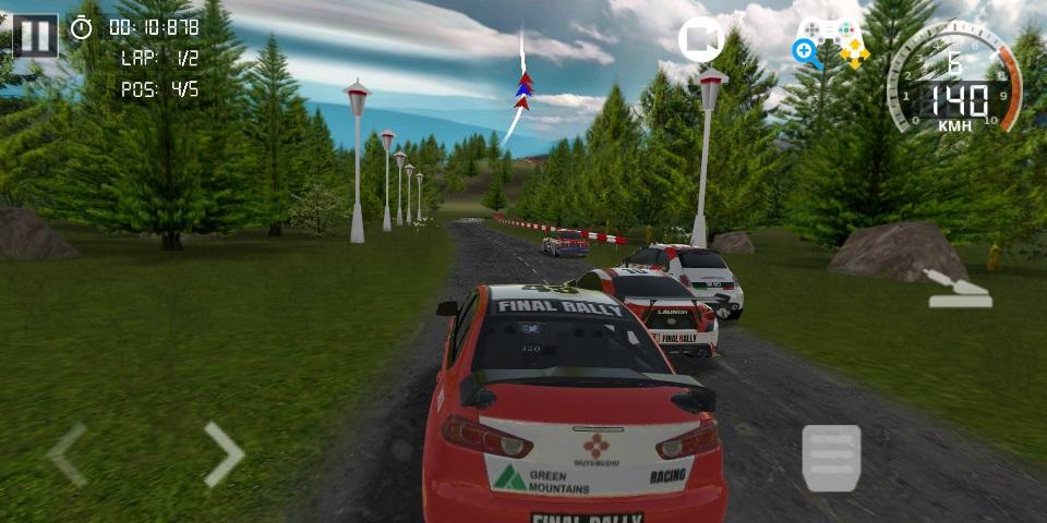 Final Rally 1