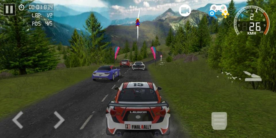 Final Rally 2