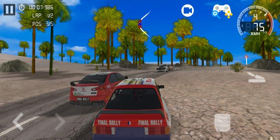 Final Rally 3