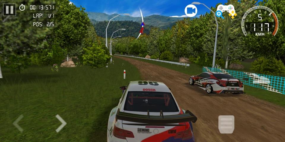 Final Rally 4