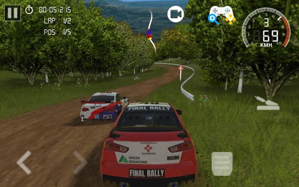 Final Rally 7