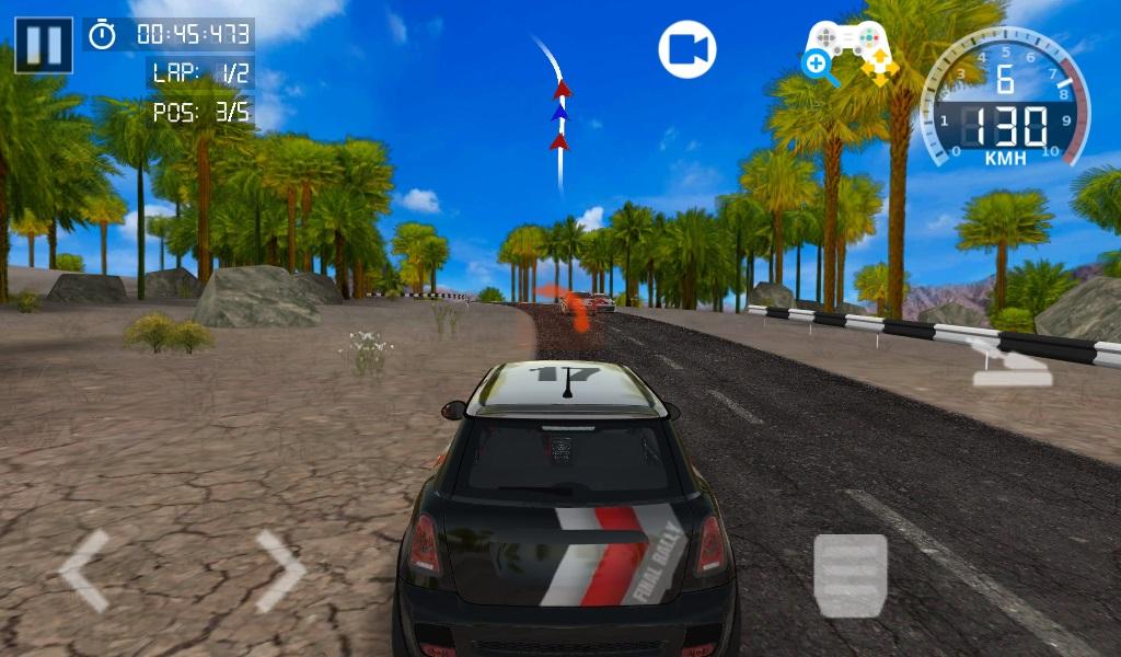 Final Rally 8