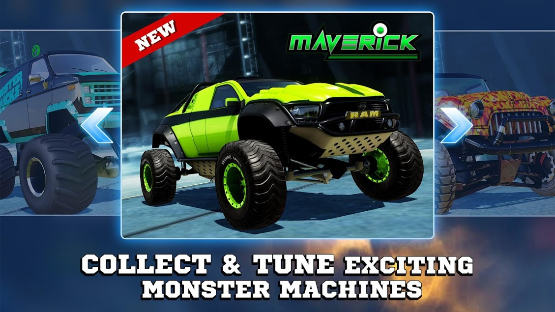 Monster Trucks 1
