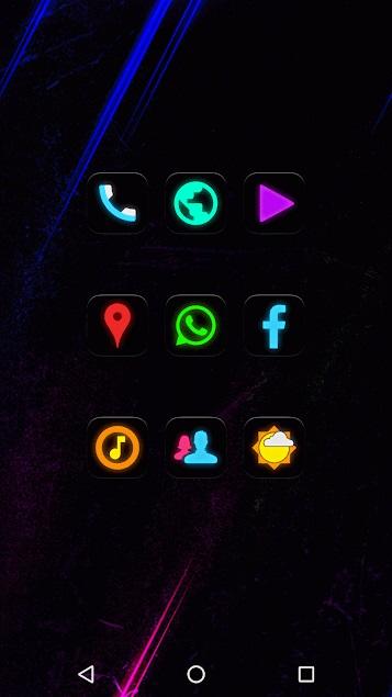 Neon Glow 5 1