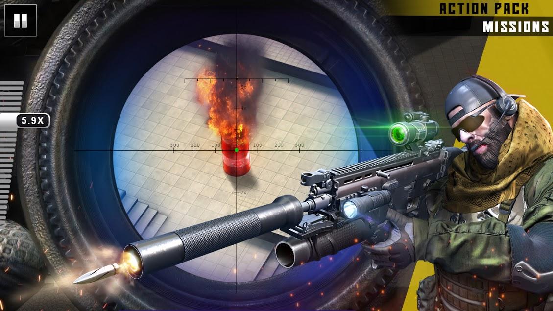New Sniper 6