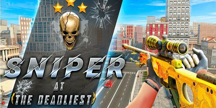 New Sniper Shooter 1111