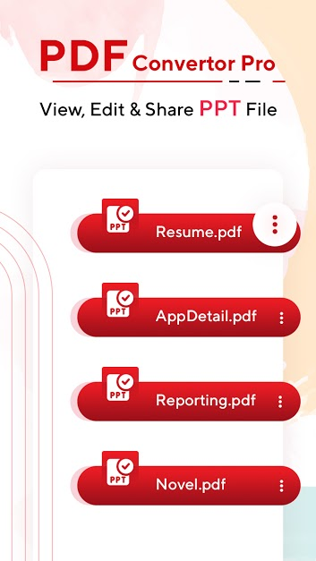 PDF Converter Pro 5