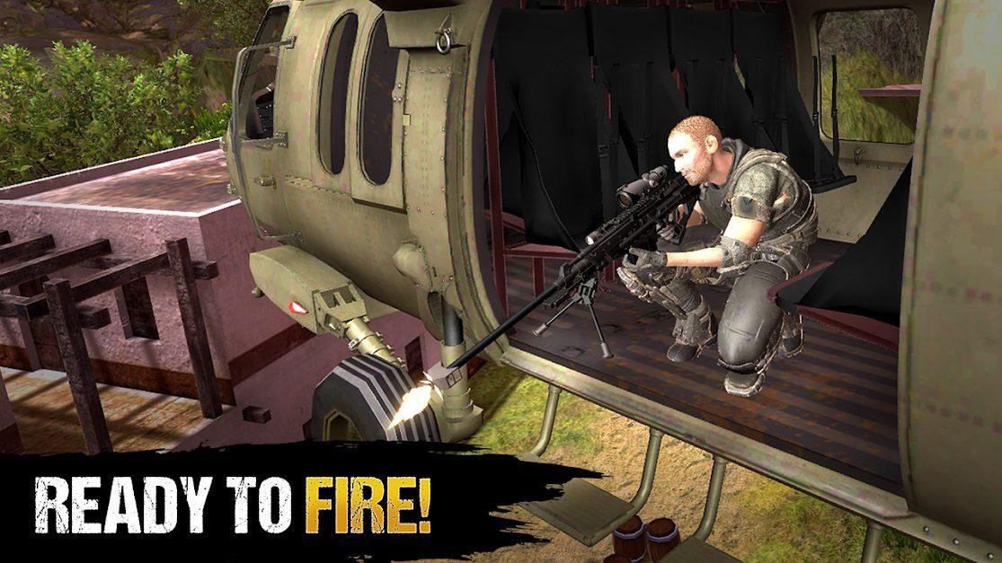 Sniper Shooter 4