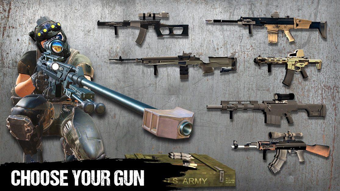Sniper Shooter 6