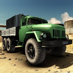 "Photo of دانلود Truck Driver Crazy Road 2 1.24 – بازی هیجان انگیز ""رانندگی کامیون در مسیر پر پیچ و خم 2"" اندروید"