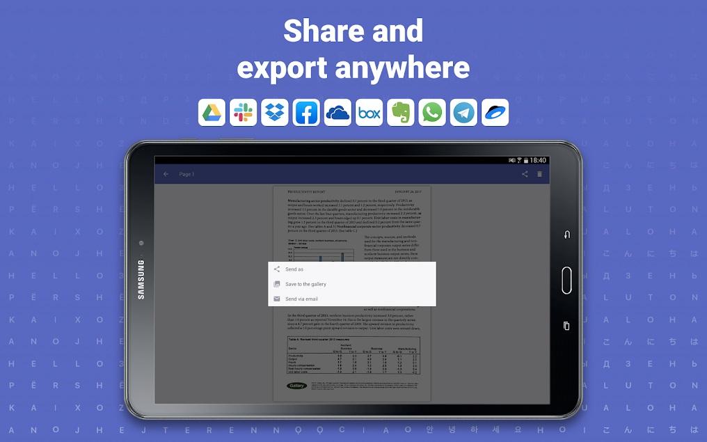 FineReader PDF Pro 10