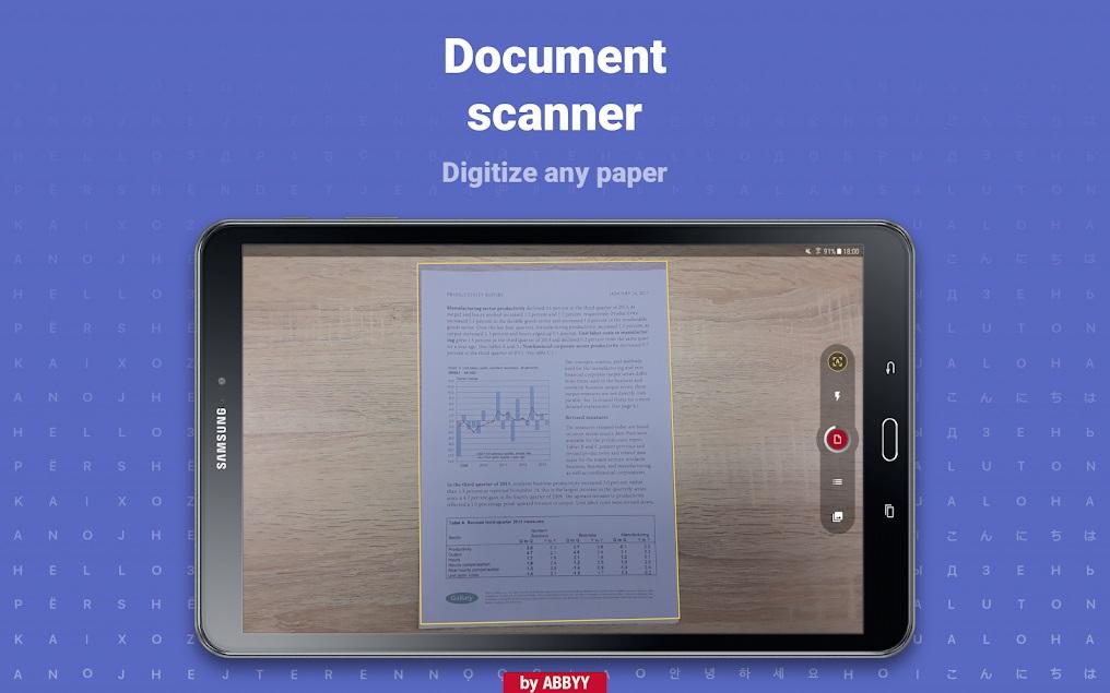 FineReader PDF Pro 8