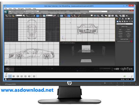 Photo of دانلود فیلم آموزش طراحی ماشین با نرم افزار 3ds max 2013