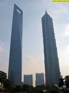 4. Shanghai World Financial Center, Location Shanghai, China, Height 492 metres.