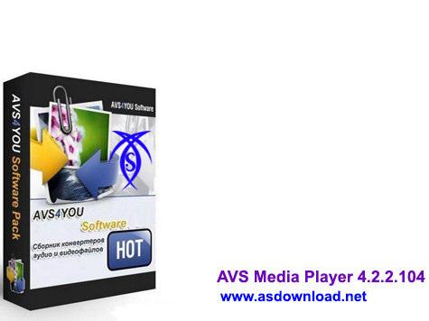 AVS Media Player 4.2.2