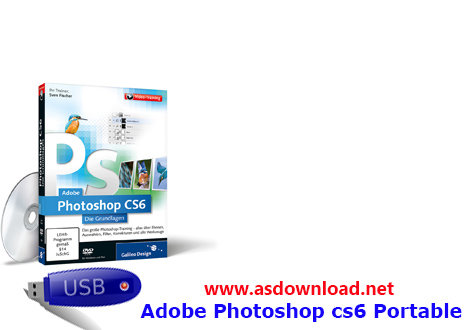 Adobe Photoshop cs6 Portable