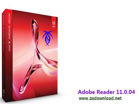 دانلود نسخه جدید Adobe Reader 11.0.04