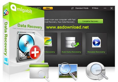 Amigabit Data Recovery Enterprise 2.0.3