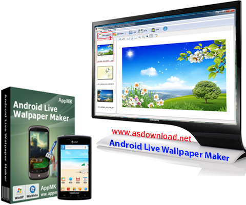 Android Live Wallpaper Maker