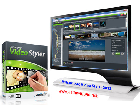Ashampoo Video Styler 2014