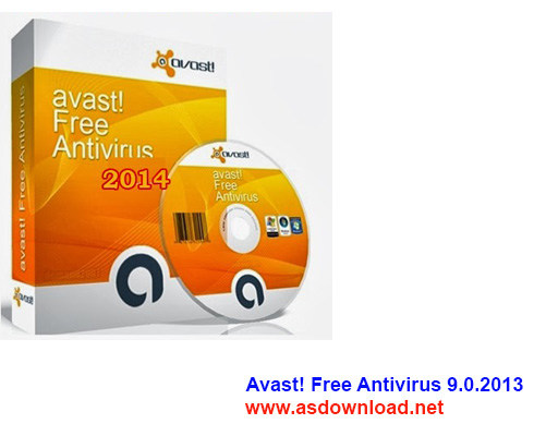 Avast! Free Antivirus 9.0.2013