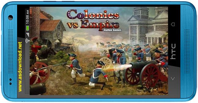 Colonies vs empire